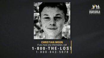 National Center for Missing & Exploited Children TV Spot, 'Christian Moon' - Thumbnail 10