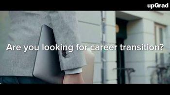 upGrad TV Spot, 'Career Transition'