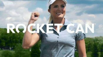 Rocket Mortgage TV Spot, 'Get Low' Featuring Lexi Thompson, Bryson DeChambeau - Thumbnail 7