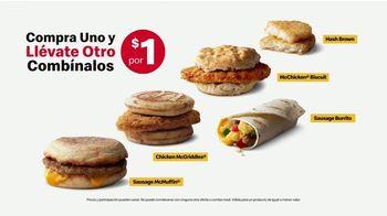 McDonald's Buy One Get One for $1 TV Spot, 'El para los que se trasnochan Deal' [Spanish] - Thumbnail 6