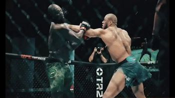 ESPN+ TV Spot, 'UFC 265: Lewis vs. Gane' Song by Pop Smoke - 1110 commercial airings