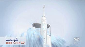 Waterpik Sonic-Fusion 2.0 TV Spot, 'Introducing' - Thumbnail 1
