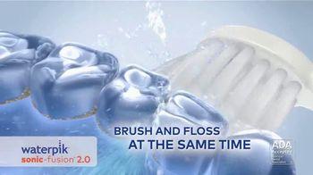 Waterpik Sonic-Fusion 2.0 TV Spot, 'Introducing' - Thumbnail 5