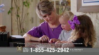 U.S. Money Reserve TV Spot, 'Mrs. Katie W.'