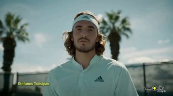 Tennis-Point TV Spot, 'A New Perspective' Featuring Stefanos Tsitsipas, Serena Williams