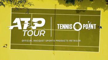 Tennis-Point TV Spot, 'Expert Customer Service' Song by Hilliard - Thumbnail 10