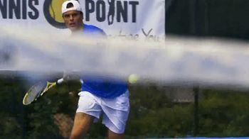 Tennis-Point TV Spot, 'Expert Customer Service' Song by Hilliard - Thumbnail 5