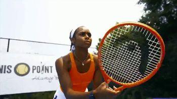 Tennis-Point TV Spot, 'Expert Customer Service' Song by Hilliard - Thumbnail 8