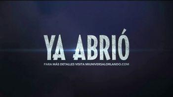 Universal Orlando Resort TV Spot, 'El VelociCoaster' [Spanish] - Thumbnail 8