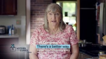 Voters For Cures TV Spot, 'Patients Like Sue'