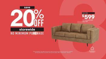 Ashley HomeStore TV Spot, '3 Biggest Days to Save' - Thumbnail 3