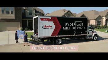 Ryder TV Spot, 'Even Better: Last Mile Delivery' - Thumbnail 4