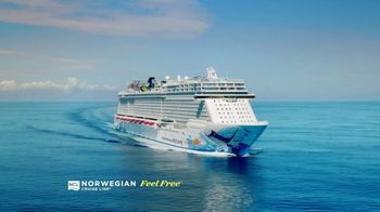 Norwegian Cruise Line TV Spot, 'Ready to Break Free' Song by Queen - Thumbnail 2