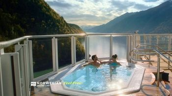 Norwegian Cruise Line TV Spot, 'Ready to Break Free' Song by Queen - Thumbnail 4