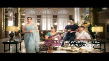 COVID Collaborative TV Spot, 'Zee TV: Questions' - Thumbnail 7