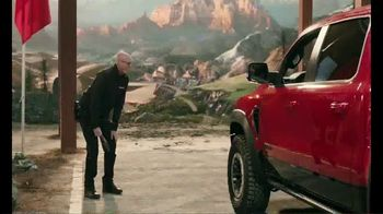2021 Ram 1500 TRX TV Spot, 'Trucktopia: Tech' Featuring Scott Van Pelt [T1]