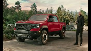 2021 Ram 1500 TRX TV Spot, 'Trucktopia: Tech' Featuring Scott Van Pelt [T1] - 20 commercial airings