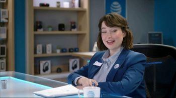 AT&T Wireless TV Spot, 'Lily Uncomplicates: Jinxes' - Thumbnail 6