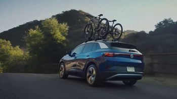 Volkswagen ID.4 TV Spot, 'Better for Your Family' [T1]