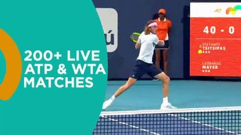 Tennis Channel Plus TV Spot, 'Miami Open: 8 Courts' - Thumbnail 4