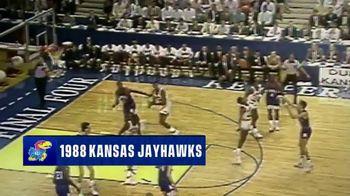 Lowe's TV Spot, 'Home Team Advantage: 1988 Kansas Jayhawks' - Thumbnail 4