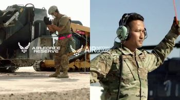 U.S. Air Force TV Spot, 'Give Your All' - Thumbnail 9
