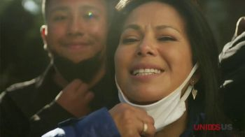 Unidos US TV Spot, 'Hope for All: Vaccine Are a Key to Getting Back to Our Lives'