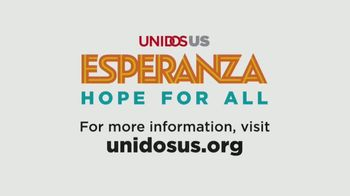 Unidos US TV Spot, 'Hope for All: Vaccine Are a Key to Getting Back to Our Lives' - Thumbnail 9