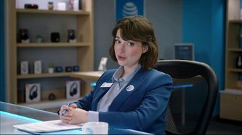 AT&T Wireless TV Spot, 'Lily Uncomplicates: Layups' - 1 commercial airings