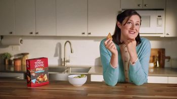 Town House Crackers TV Spot, 'Craving Adventure: Dipping Thins'