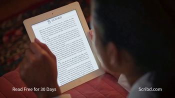 Scribd TV Spot, 'The World's Most Fascinating Library' - Thumbnail 3