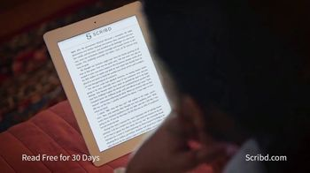 Scribd TV Spot, 'The World's Most Fascinating Library' - Thumbnail 4