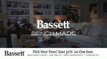 Bassett Bench-Made TV Spot, 'Pick Your Fave' - Thumbnail 10