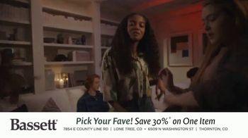 Bassett Bench-Made TV Spot, 'Pick Your Fave' - Thumbnail 4