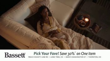 Bassett Bench-Made TV Spot, 'Pick Your Fave' - Thumbnail 6