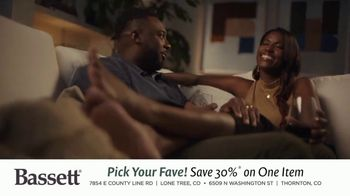 Bassett Bench-Made TV Spot, 'Pick Your Fave' - Thumbnail 7