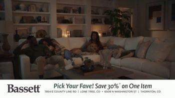Bassett Bench-Made TV Spot, 'Pick Your Fave' - Thumbnail 9