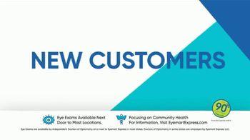 Eyemart Express TV Spot, 'New Customers: 40%' - Thumbnail 1
