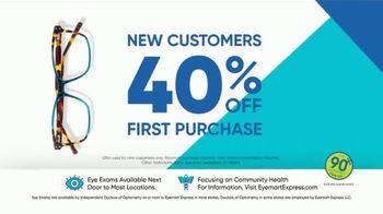 Eyemart Express TV Spot, 'New Customers: 40%' - Thumbnail 2