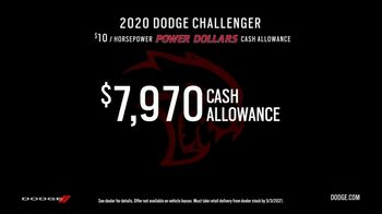 Dodge Power Dollars TV Spot, 'Family Motto' Featuring Gary Cole, Song by AC/DC [T2] - Thumbnail 9