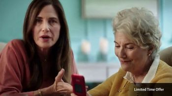 GreatCall TV Spot, 'Touch of a Button: 25% Off'
