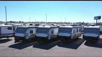 Camping World Grand Opening Sales Event TV Spot, 'Great Deals: $98'
