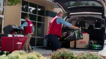ACE Hardware TV Spot, 'Your Backyard: Scotts Lawn Care' - Thumbnail 6