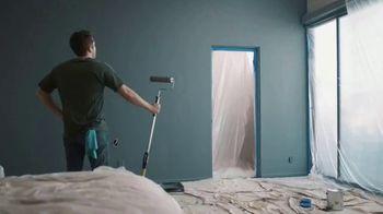 Valspar Reserve TV Spot, 'First Time Painting' - Thumbnail 8