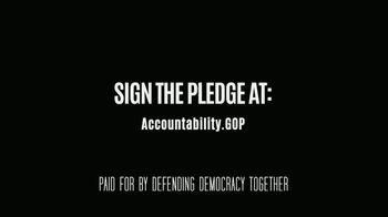 Defending Democracy Together TV Spot, 'We Remember' - Thumbnail 6