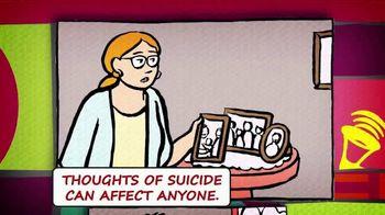 National Suicide Prevention Lifeline TV Spot, 'Medicine Safety'