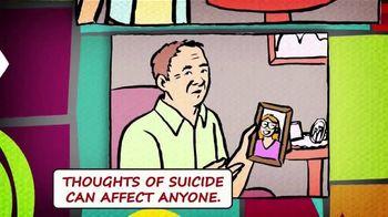 National Suicide Prevention Lifeline TV Spot, 'Medicine Safety' - Thumbnail 2