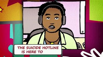 National Suicide Prevention Lifeline TV Spot, 'Medicine Safety' - Thumbnail 7