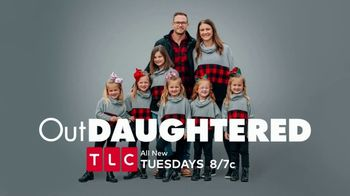 Discovery+ TV Spot, 'OutDaughtered' - Thumbnail 10
