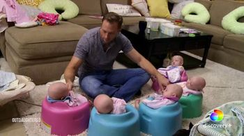 Discovery+ TV Spot, 'OutDaughtered' - Thumbnail 2